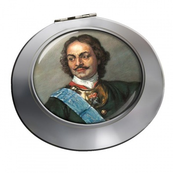 Peter the Great Chrome Mirror