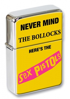 Sex Pistols Flip Top Lighter