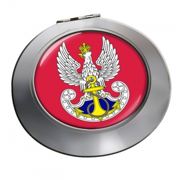Marynarka Wojenna (Polish Navy) Chrome Mirror