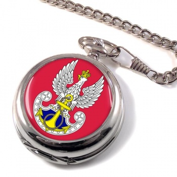 Marynarka Wojenna (Polish Navy) Pocket Watch