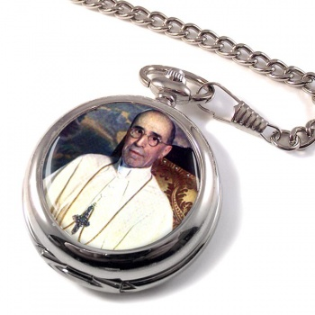 Pope Pius XII Pocket Watch