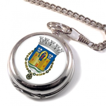 Porto (Portugal) Pocket Watch