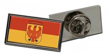 Potsdam (Germany) Flag Pin Badge