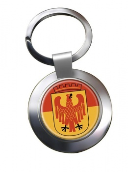 Potsdam (Germany) Metal Key Ring