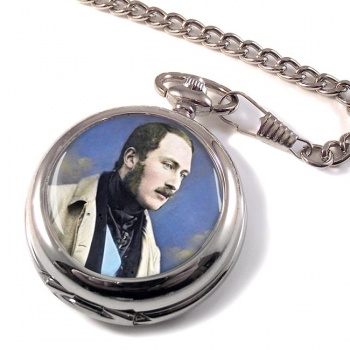 Albert Prince Consort Pocket Watch
