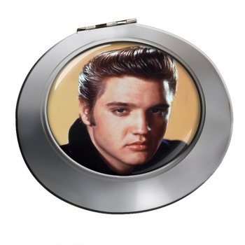 Elvis Presley Chrome Mirror
