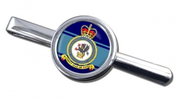 Headquarters Provost Security Services United Kingdom (RAF) Round Tie Clip