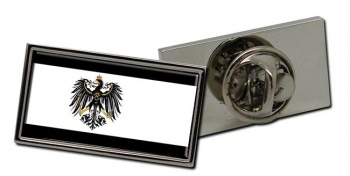 Prussia (Germany) Flag Pin Badge