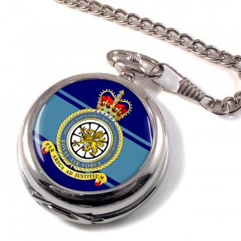 Provost and Security Services (Central Region) RAF Pocket Watch