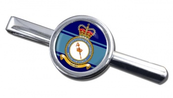 Queen's Colour Squadron (Royal Air Force) Round Tie Clip