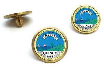 Quincy MA  Golf Ball Marker