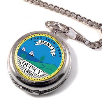 Quincy MA (USA) Pocket Watch