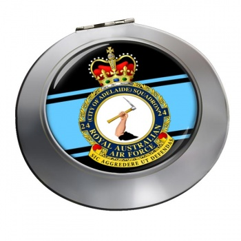 24 Squadron RAAF Chrome Mirror