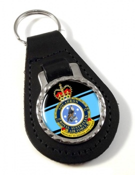 278 Squadron RAAF Leather Key Fob