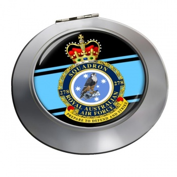 278 Squadron RAAF Chrome Mirror