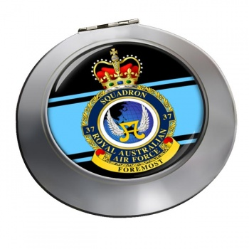37 Squadron RAAF Chrome Mirror