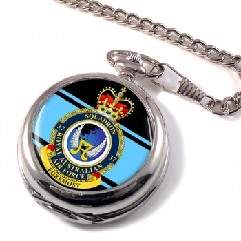 37 Squadron RAAF Pocket Watch