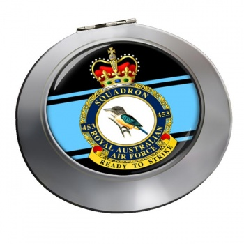 453 Squadron RAAF Chrome Mirror