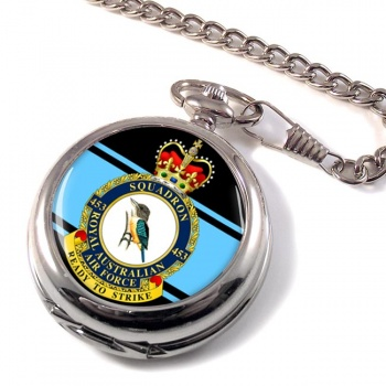 453 Squadron RAAF Pocket Watch