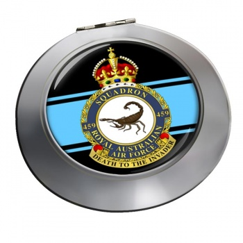 459 Squadron RAAF Chrome Mirror