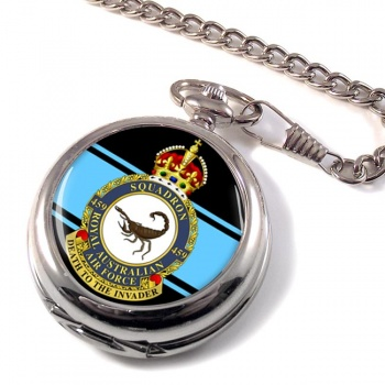 459 Squadron RAAF Pocket Watch