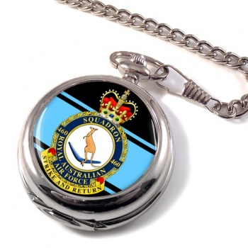 460 Squadron RAAF Pocket Watch