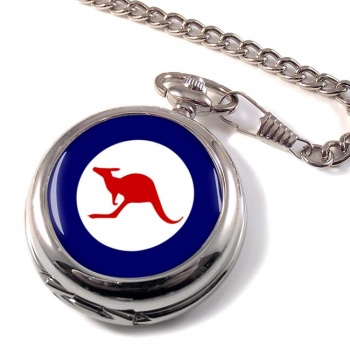 RAAF Roundel Pocket Watch