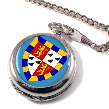Radnorshire (Wales) Pocket Watch