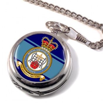RAF Station Kenley Pocket Watch