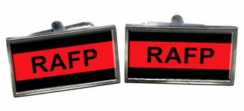 Royal Air Force Police (RAF) Rectangle Cufflinks