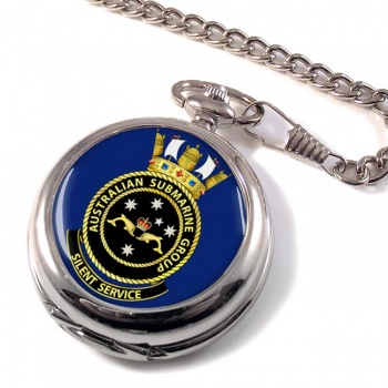 Submarines Group R.A.N. Pocket Watch