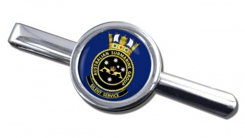 Submarines Group R.A.N. Round Tie Clip