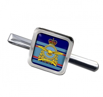 Royal Canadian Air Force (New) Square Tie Clip