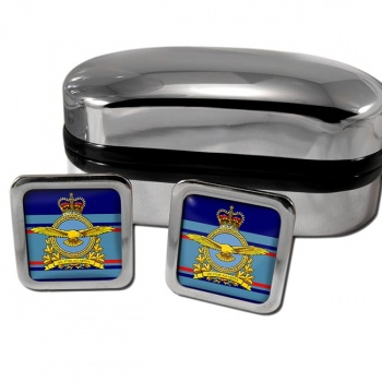 Royal Canadian Air Force (New) Square Cufflinks