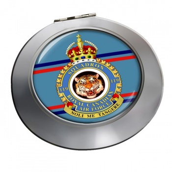119 Squadron RCAF Chrome Mirror