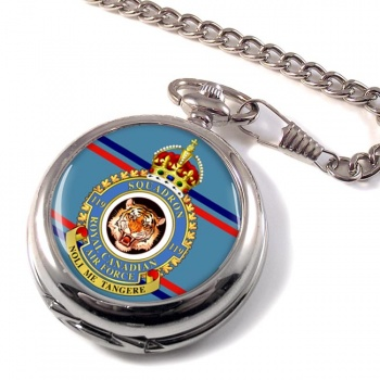 119 Squadron RCAF Pocket Watch