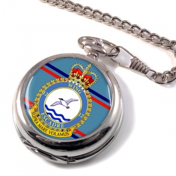 12 Wing RCAF Pocket Watch