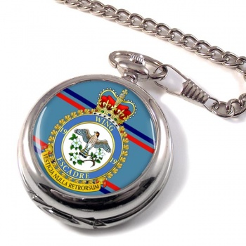 19 Wing RCAF Pocket Watch