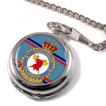 400 Squadron RCAF Pocket Watch