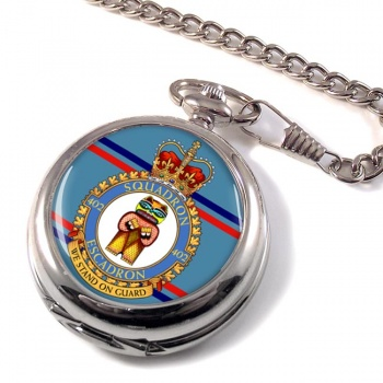 402 Squadron RCAF Pocket Watch