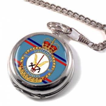 407 Squadron RCAF Pocket Watch