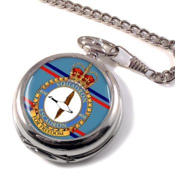 408 Squadron RCAF Pocket Watch