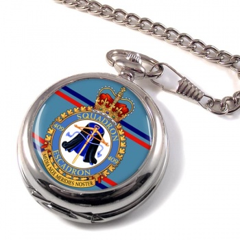 409 Squadron RCAF Pocket Watch