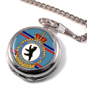 411 Squadron RCAF Pocket Watch
