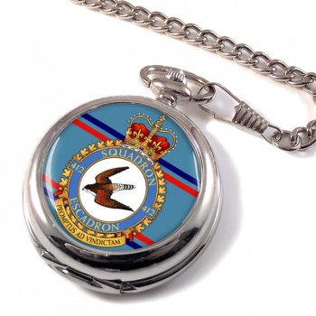 412 Squadron RCAF Pocket Watch