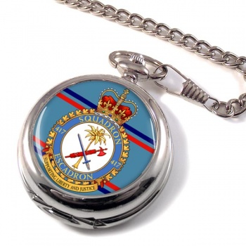 417 Squadron RCAF Pocket Watch