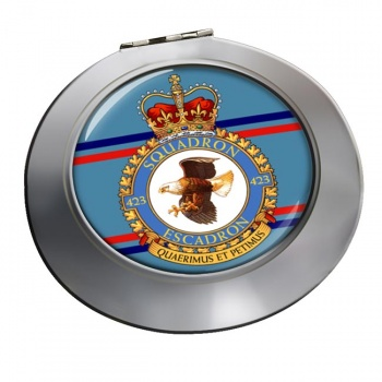 423 Squadron RCAF Chrome Mirror