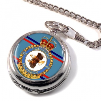 423 Squadron RCAF Pocket Watch