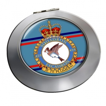 425 Squadron RCAF Chrome Mirror
