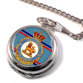 435 Squadron RCAF Pocket Watch